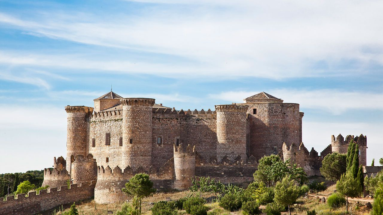Castillo de Belmonte