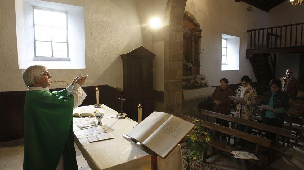 De gira dominical con el pastor del valle.