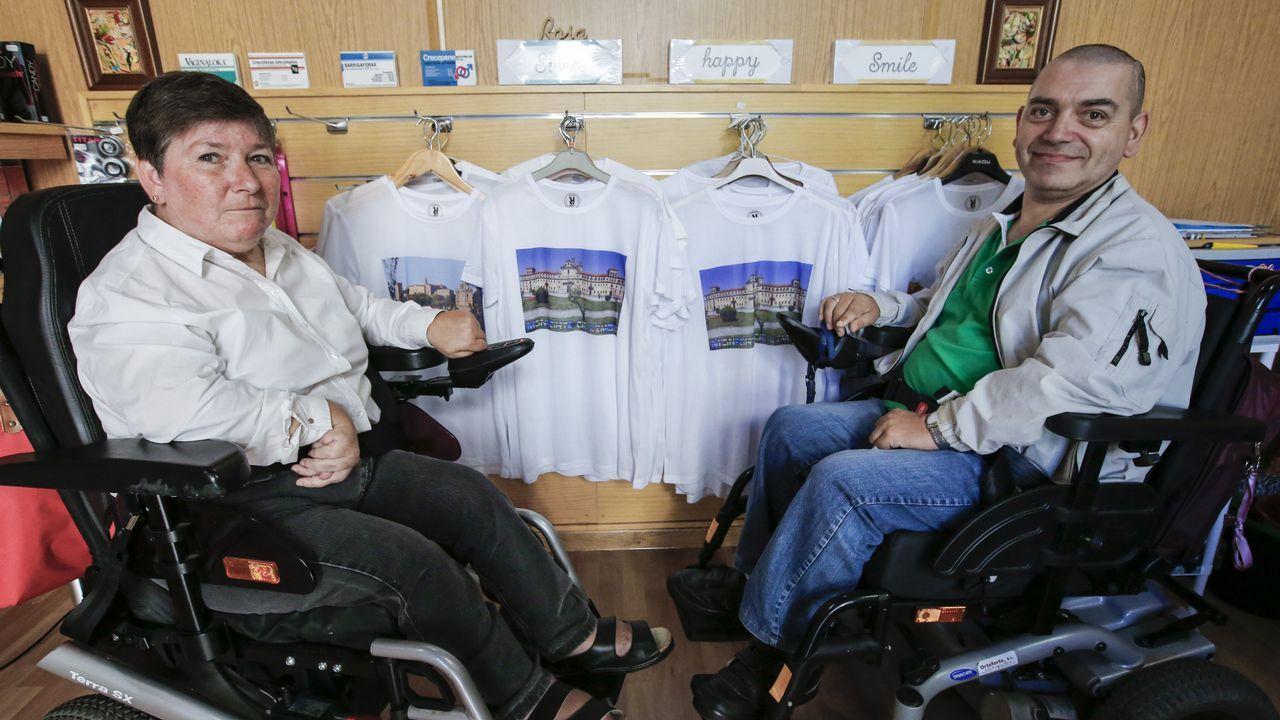 Obligados a separarse por ser discapacitados.