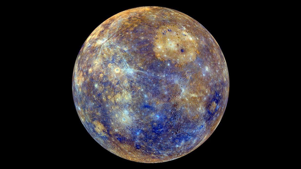 Planteta Mercurio