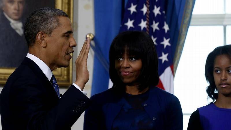 Entrega de los premios Laureus en Río de Janeiro.Obama jura su segundo mandato como presidente