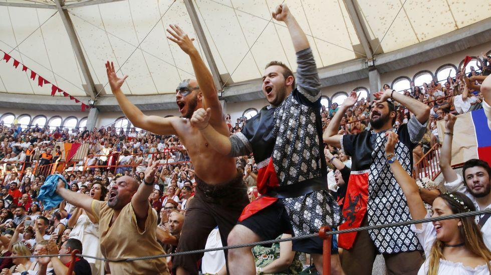 Y no te pierdas las fotos del torneo... ¡Hay muchas del público!.