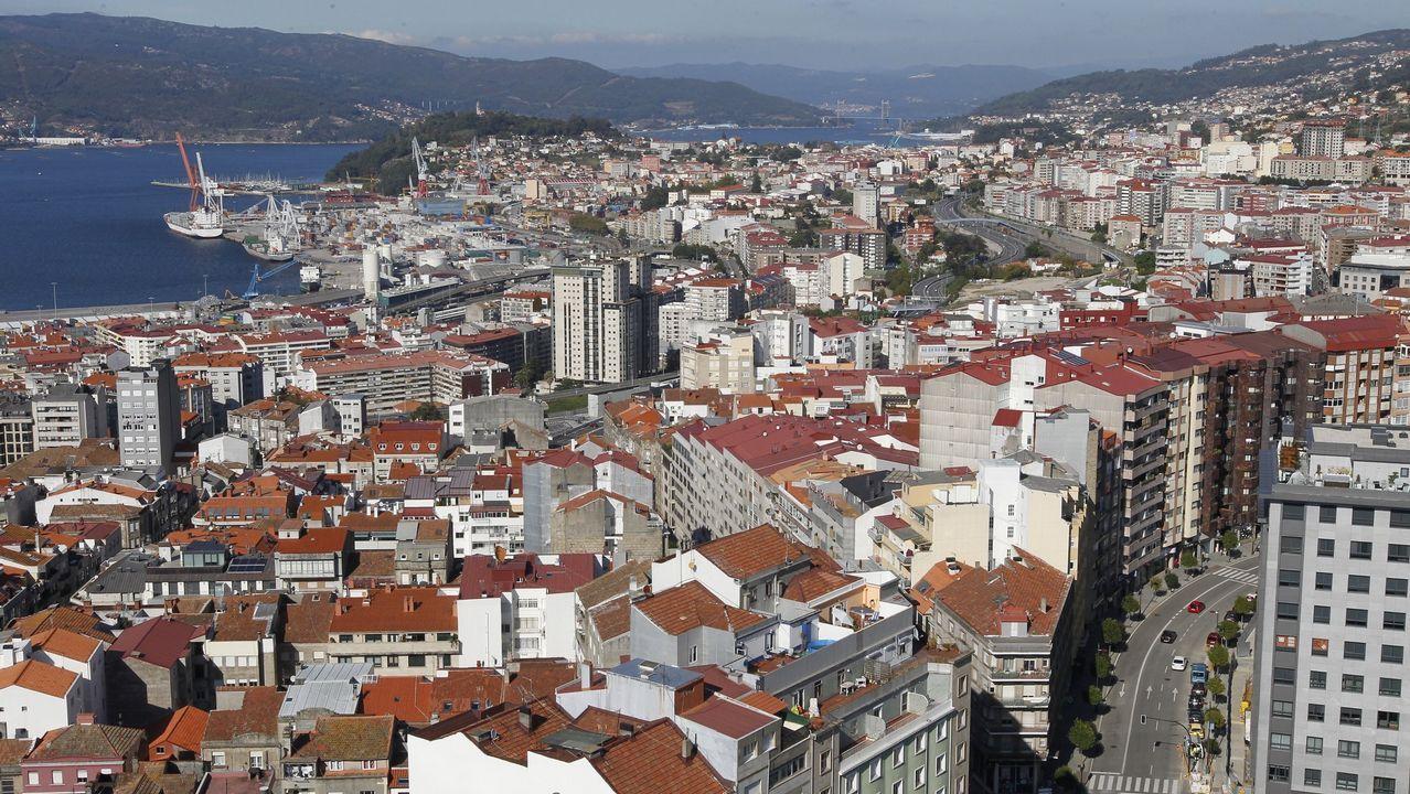 La estadounidense Alcoa produce en San Cibrao y en A Coruña