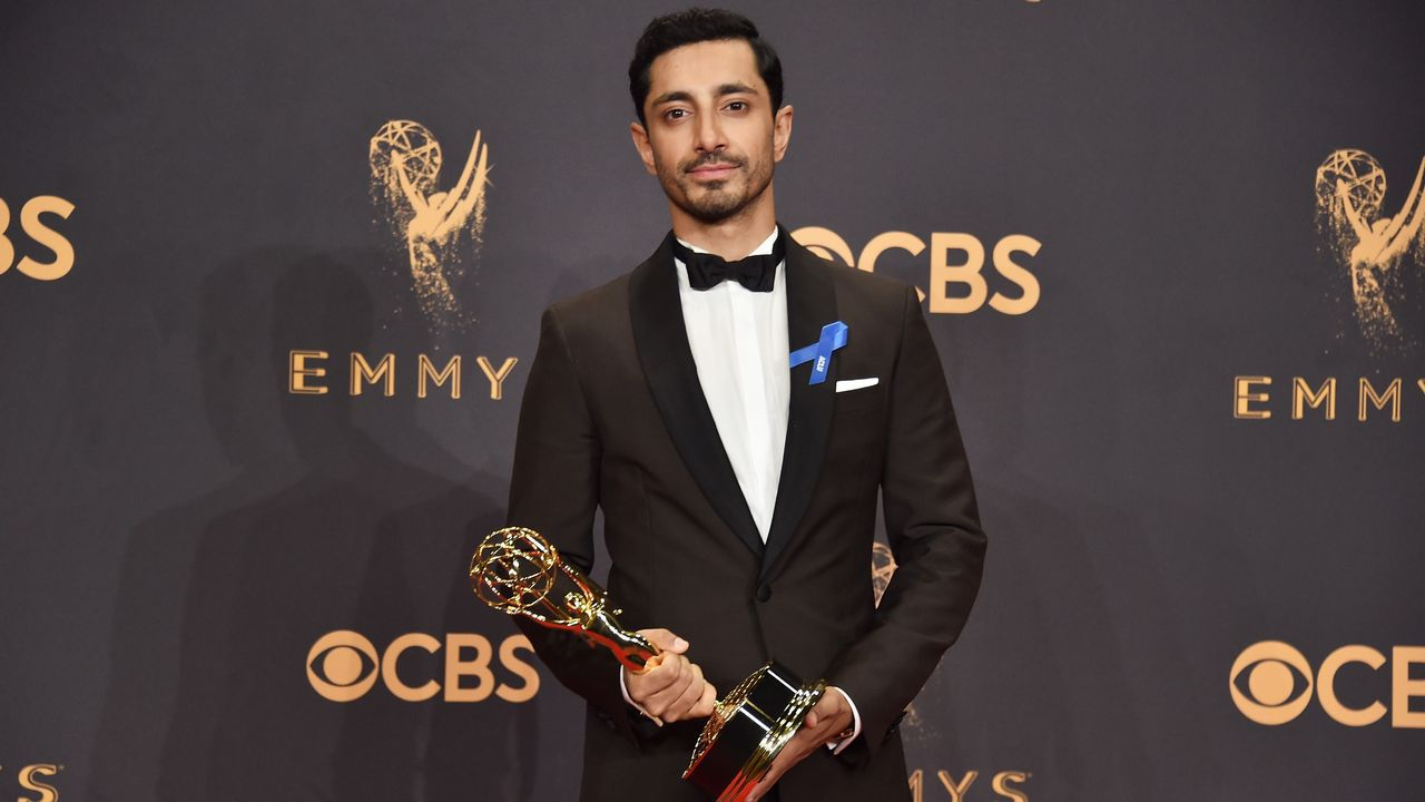 Riz Ahmed, mejor actor de mini-serie o pelicula por «The Night of»