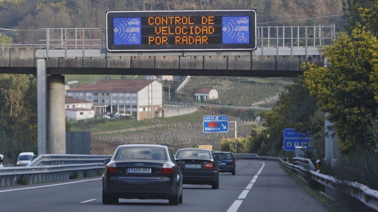 Conducción extrema: así debescircular con hielo, lluvia o nieve.Una de las zonas de la ORA de Gijón