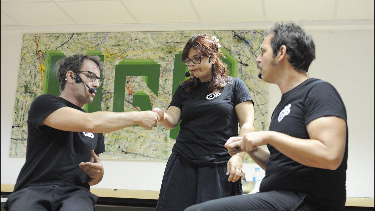 The Momento Impro actúa en el Clavicémbalo