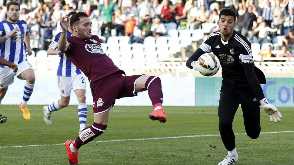 El Celta 1 - Málaga 0, en fotos