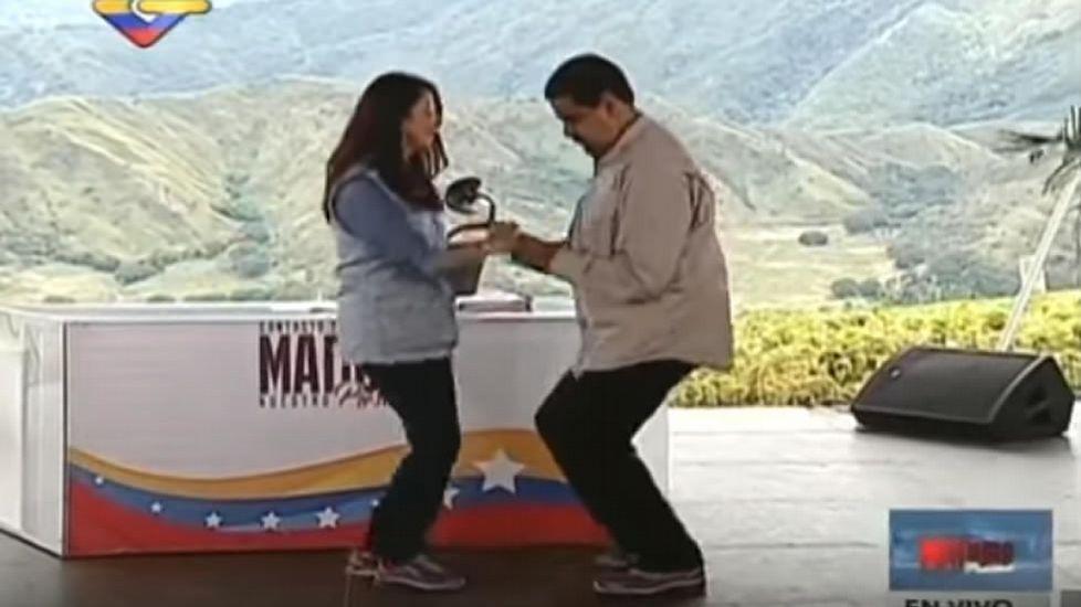 «Si lo hace Obama es chévere pero si lo hace Maduro está loco»
