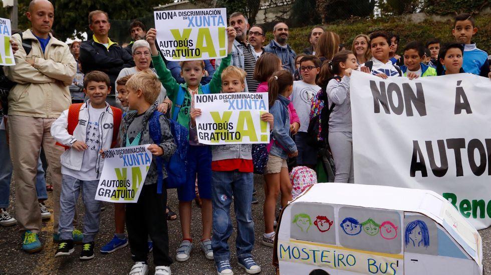 Huelga en Vigo