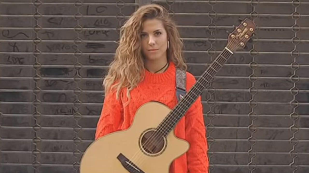 Miriam, la «leona gallega» que conquistó en «OT 2017»