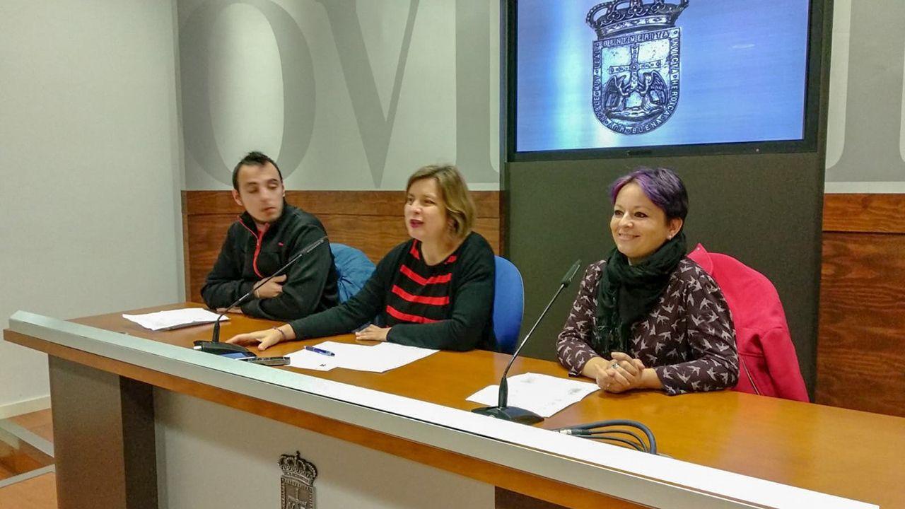 Presentación del programa «Pueblo» de Oviedo