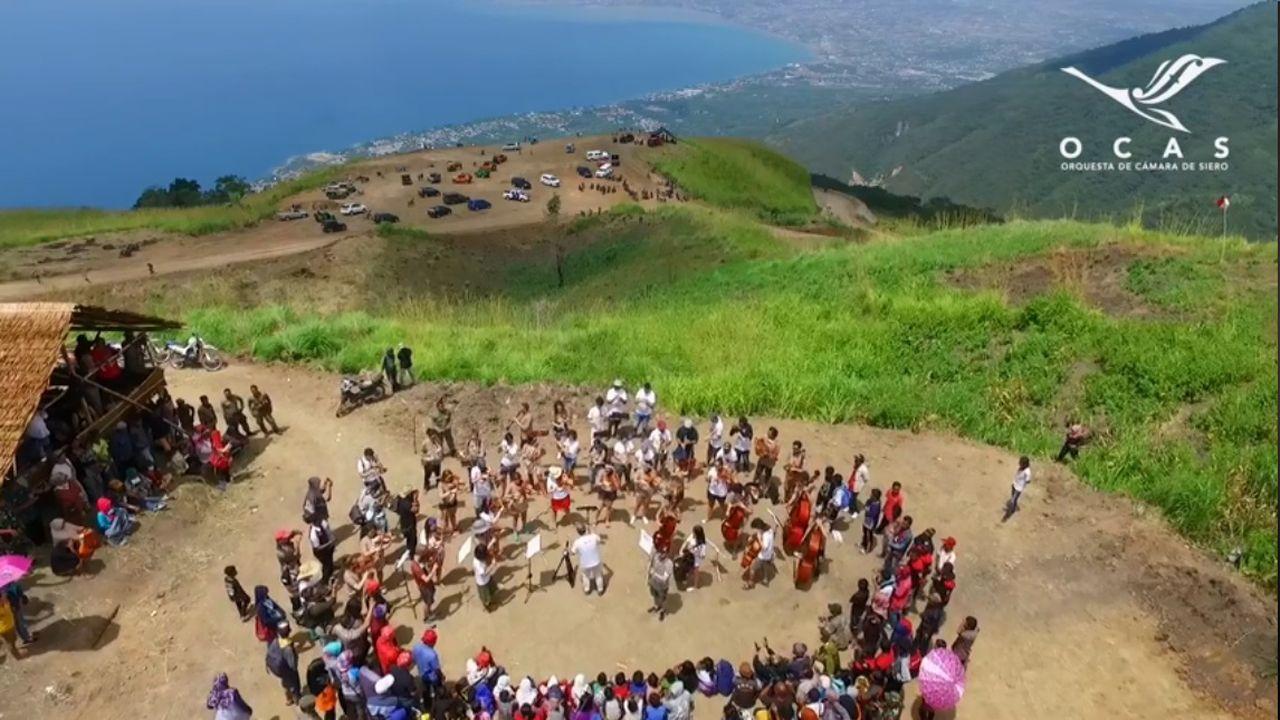 Ocas se vuelca con Palu.OCAS lanza una campaña de captación de fondos para reconstruir Palu