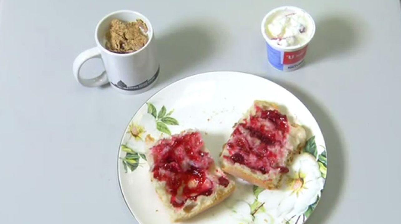 Esto es lo que deben desayunar tus hijos.