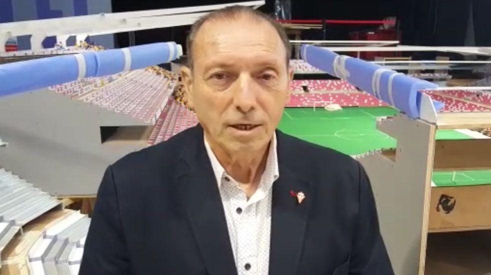 «O día que nos deron a medalla foi marabilloso, un dos máis felices».Plácido Arango, junto a Javier Fernández