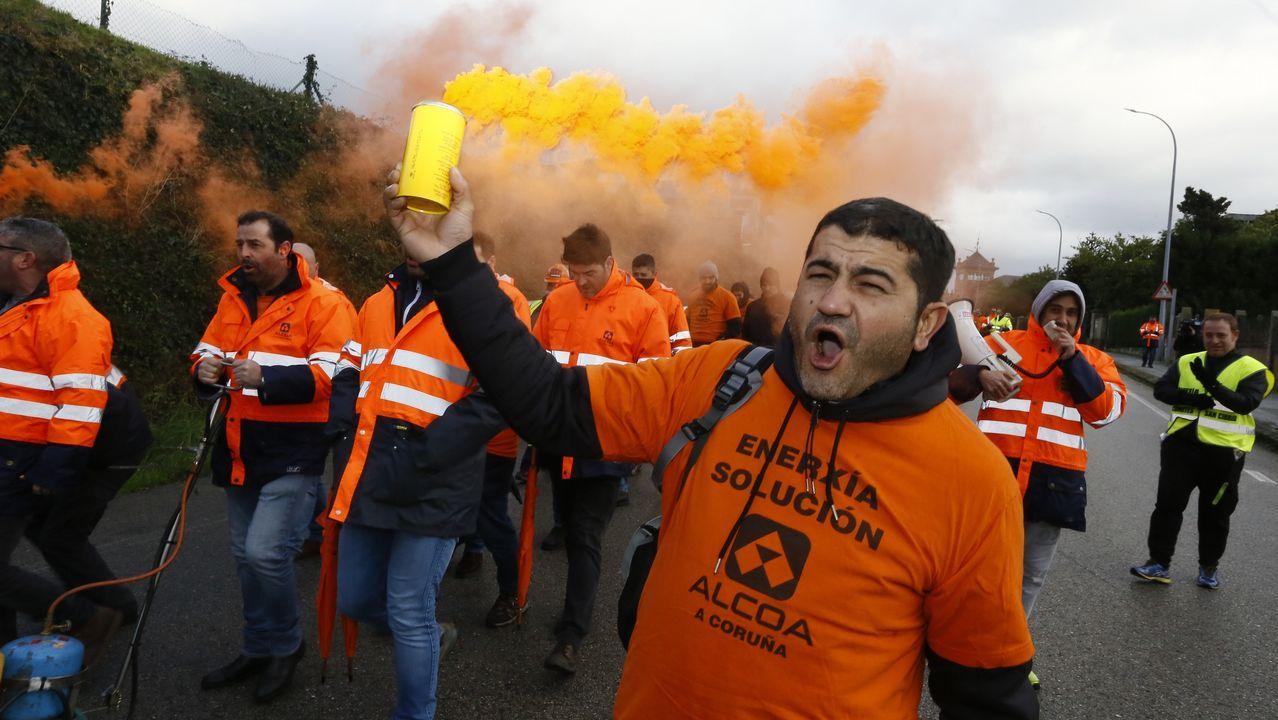 Todas las imágenes de las celebraciones de la Lotería de Navidad en Galicia