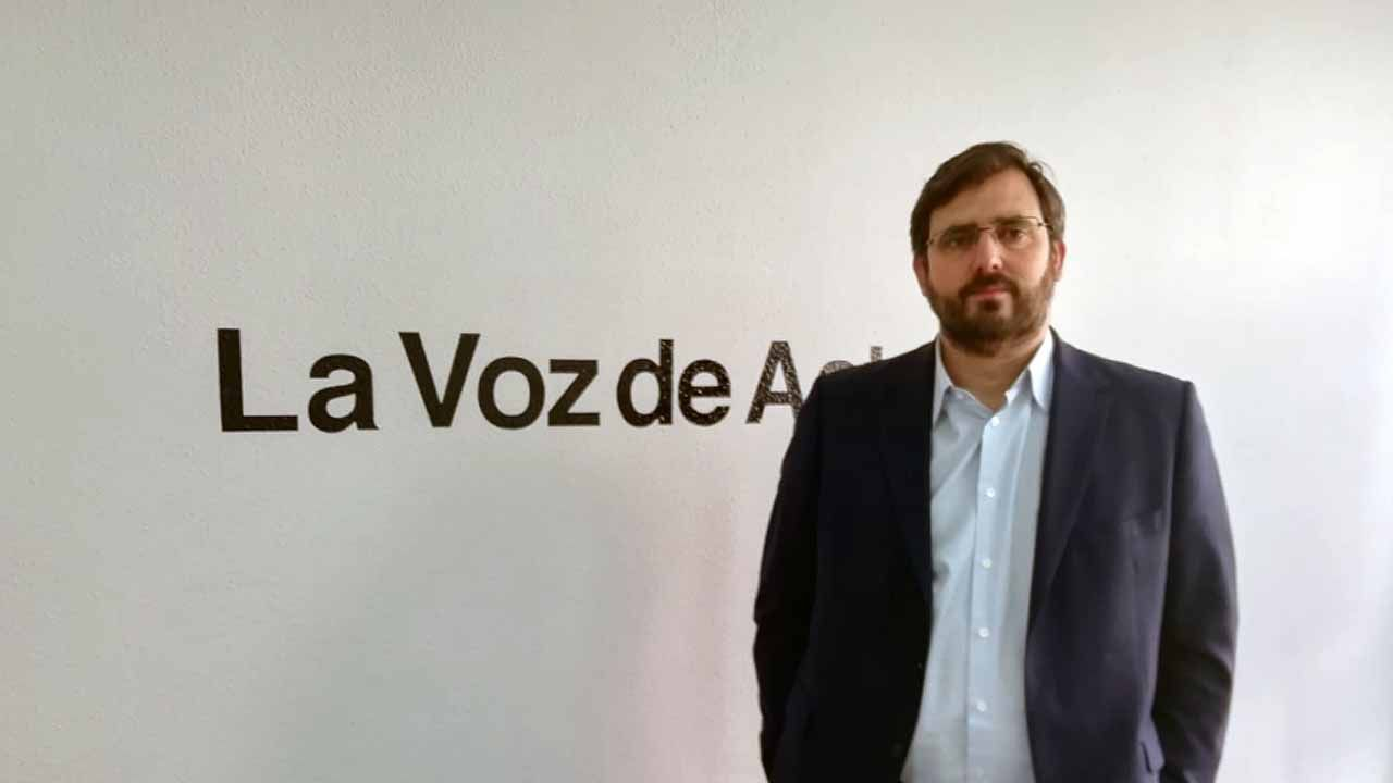 La primavera colorea Galicia.El director general de mytaxi España, Pablo Sanchez