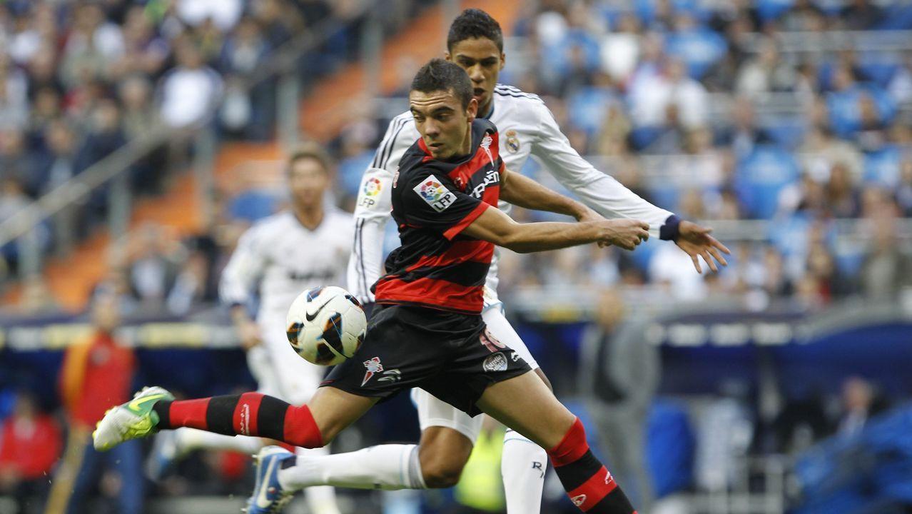 124 - Real Madrid-Celta (2-0) el 20 de octubre del 2012