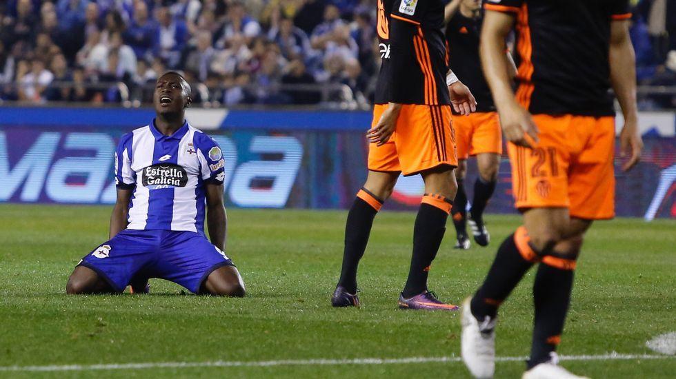 El Deportivo-Valencia, en fotos