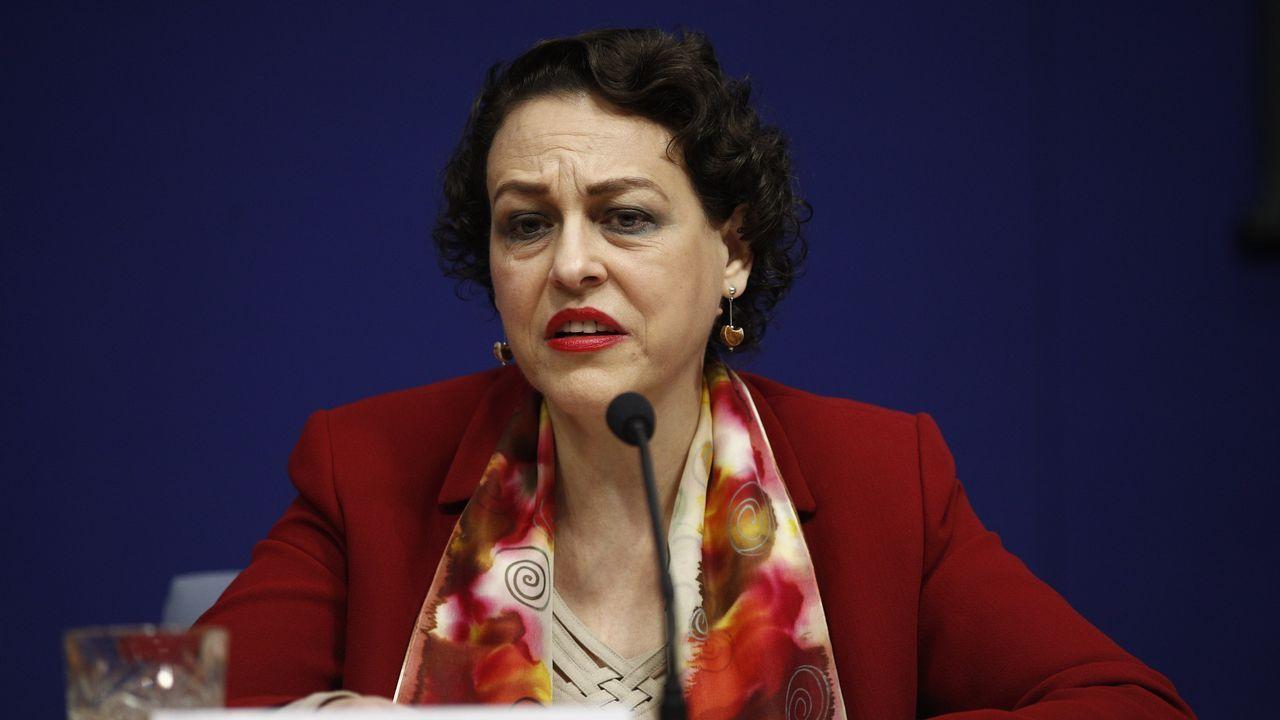 La ministra de Empleo, Magdalena Valerio