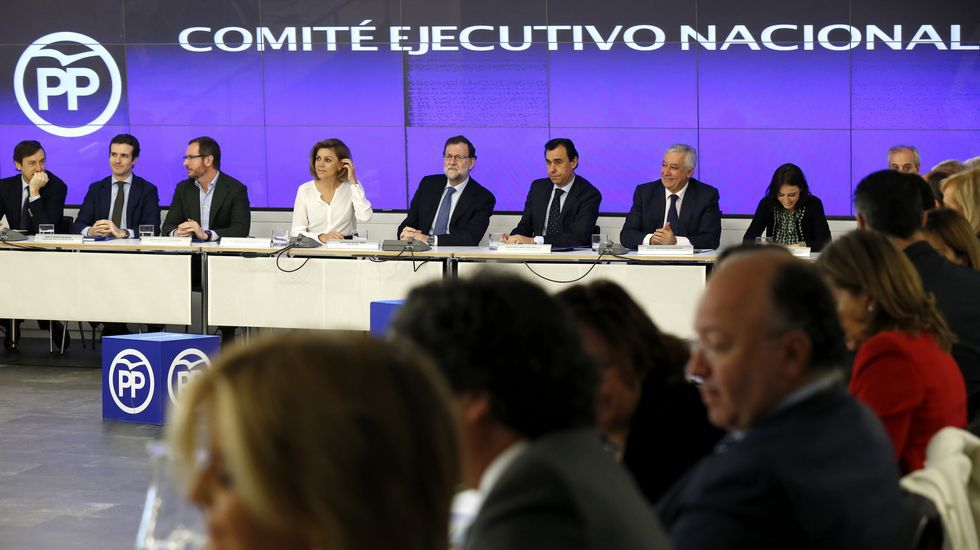 .Comité Ejecutivo Nacional del PP