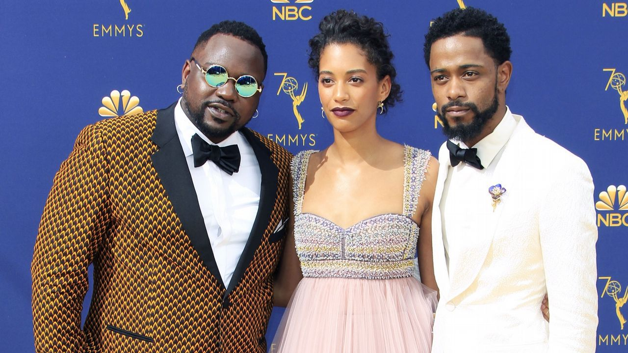 .Emmy 2018: Brian Tyree Henry, Stefani Robinson y Lakeith Stanfield