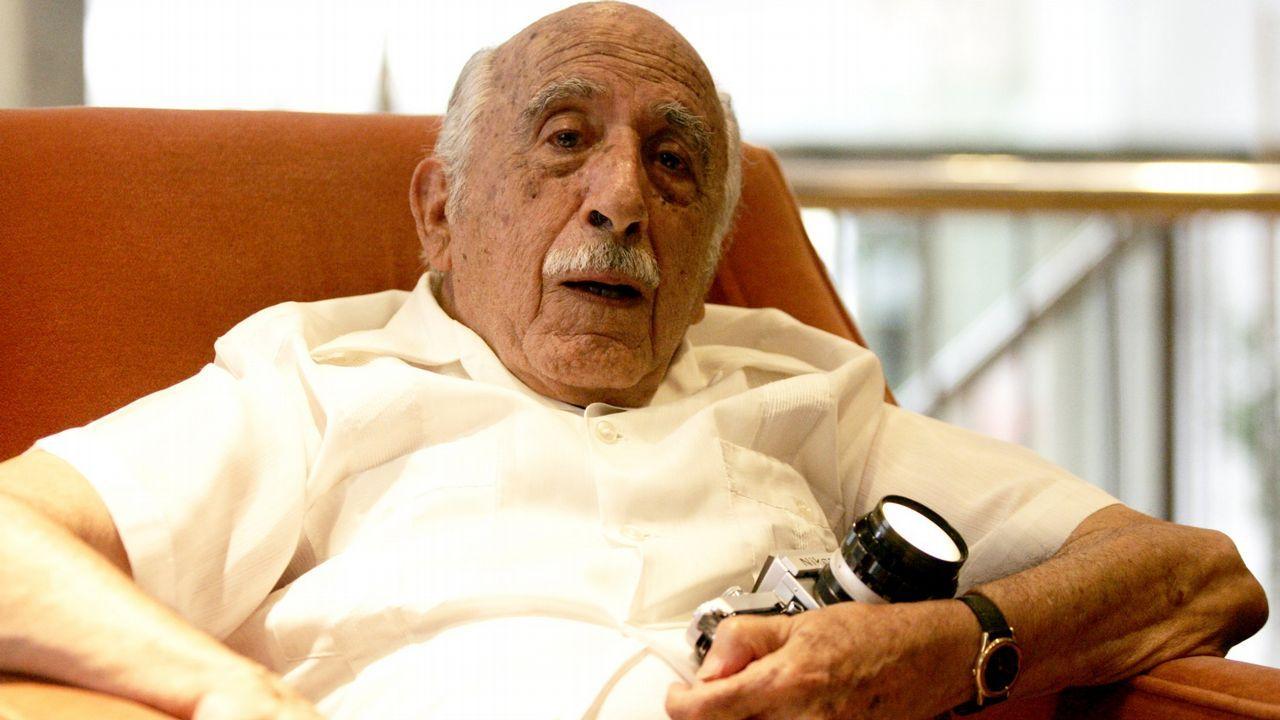 .Julio Mayo, en una imagen de archivo
