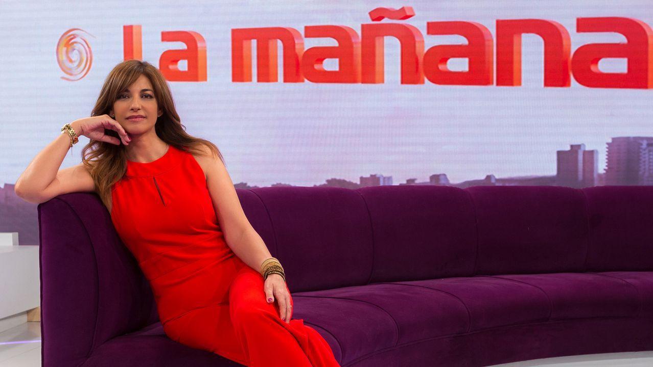 Mariló Montero fue presentadora de  La mañana  de La 1