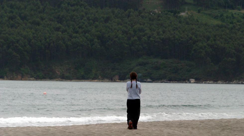 Ortigueira. Playa de Morouzos