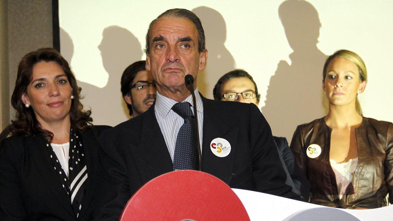 Teresa Rodríguez ha ganado las primarias, que acabaron convertidas en un choque con la dirección nacional de Podemos
