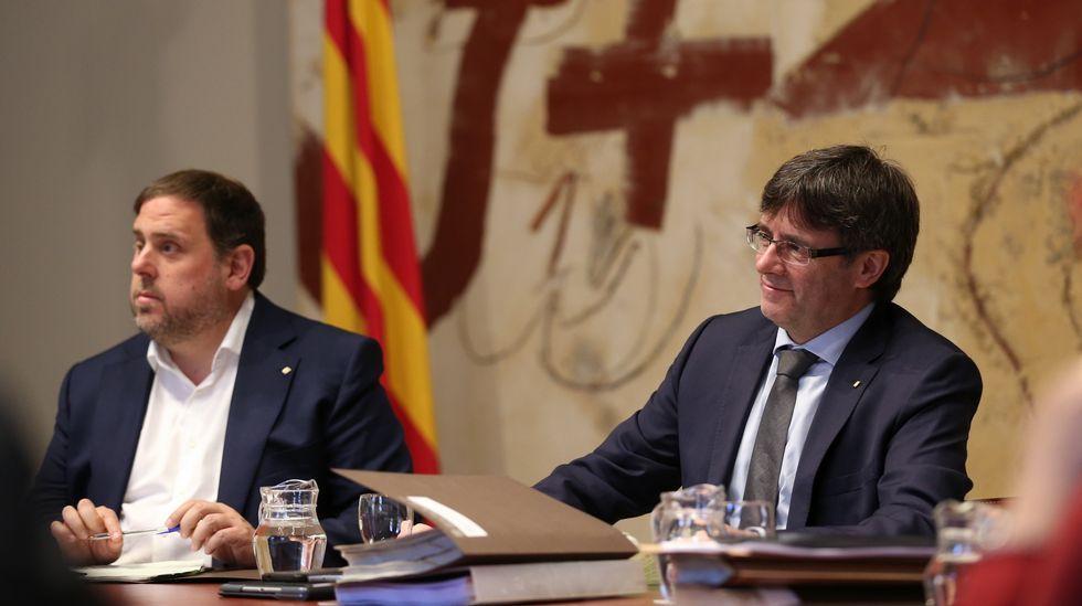 Rajoy: «No se puede pedir a la gente que se ponga de acuerdo para violar la ley».José Ignacio Ceniceros. La Rioja. El presidente del Gobierno de La Rioja se impuso 109 votos a Gamarra, alcaldesa de Logroño.