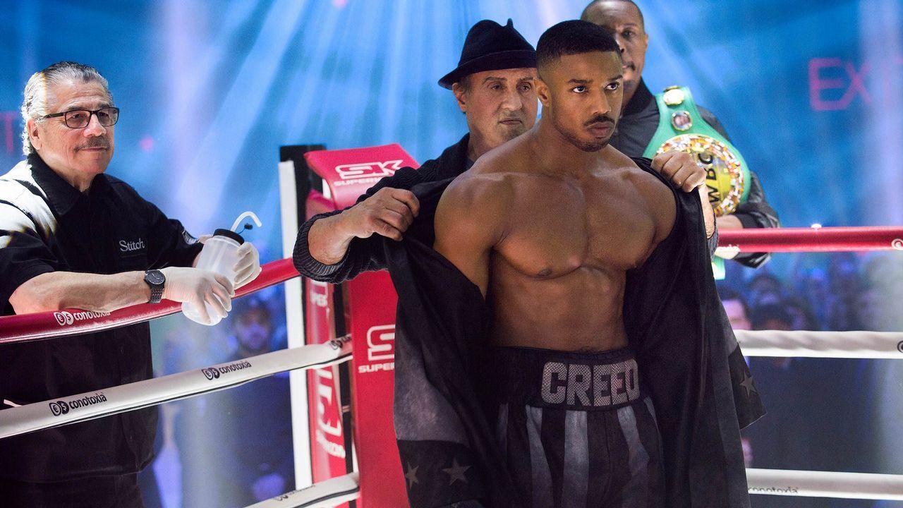 Fotograma del filme «Creed II: La leyenda de Rocky»