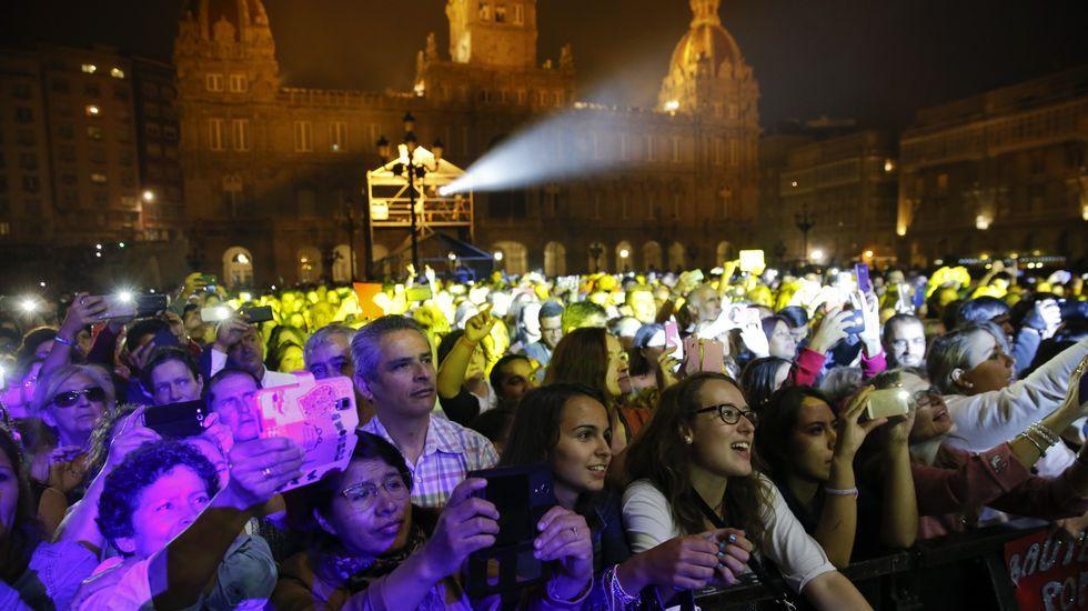 Fiestas de Mería Pita en A Coruña