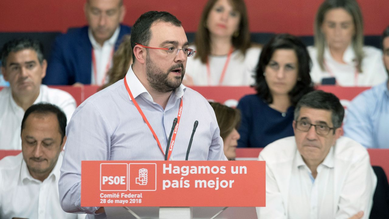 Estos son los ministros del Gobierno de Pedro Sánchez.Adrián Barbón
