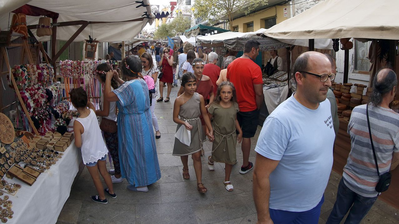 FEIRA CELTA DE PORTO DO SON