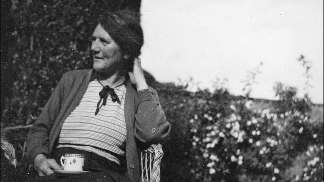 Nan Shepherd residió casi toda su vida en la misma casa en su Aberdeenshire natal, muy cerca de sus queridas montañas