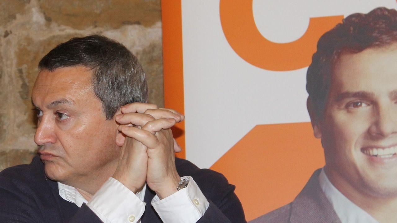 Andrés Fernández Vilanova, diputado de Podemos Asturias