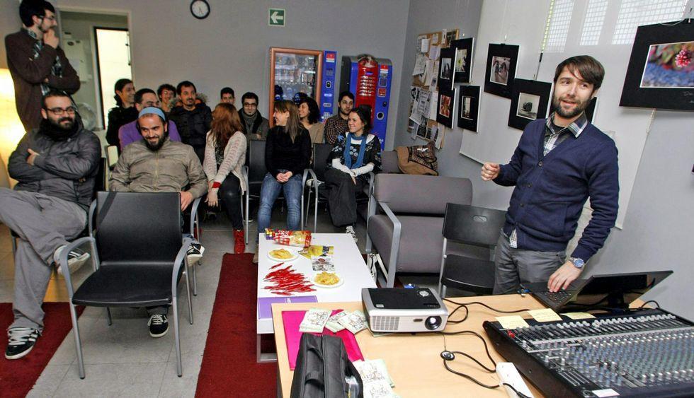 Parte de los cursos formativos se impartirán en el Local de Música de Pontevedra.