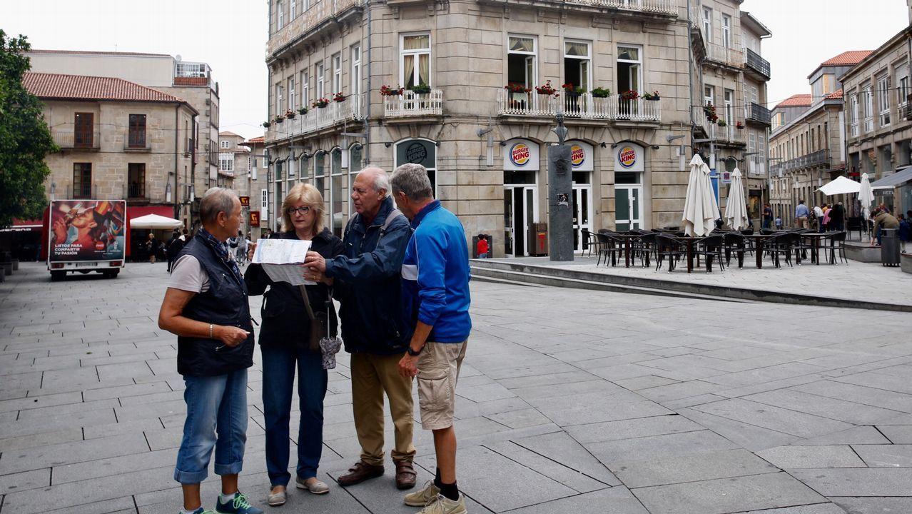 El cascarón vacío del que voló Galicia.Autobuses de Alsa