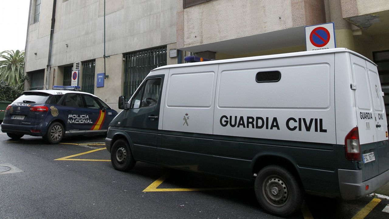 Así fueron las detenciones de los narcos de Pontevedra.César Román, el rey del cachopo
