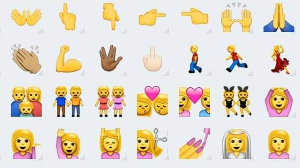Nueva Ración De Emoticonos En El Whatsapp