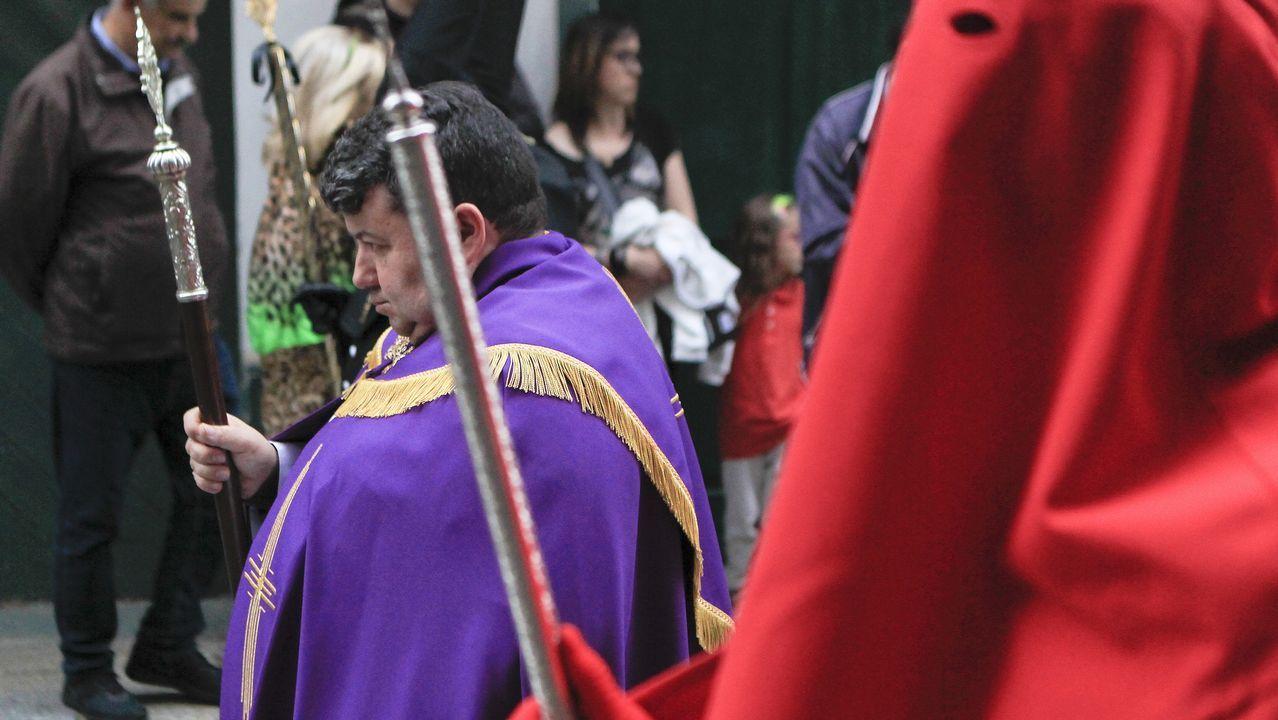 Martes Santo | Procesión del Cristo de la Buena Muerte. Cofradía de la Soledad