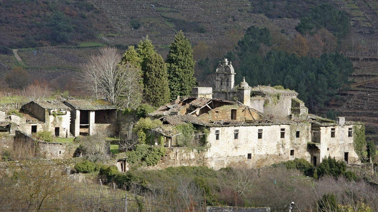 Monasterio de San Paio de Abeleda (A Teixeira)