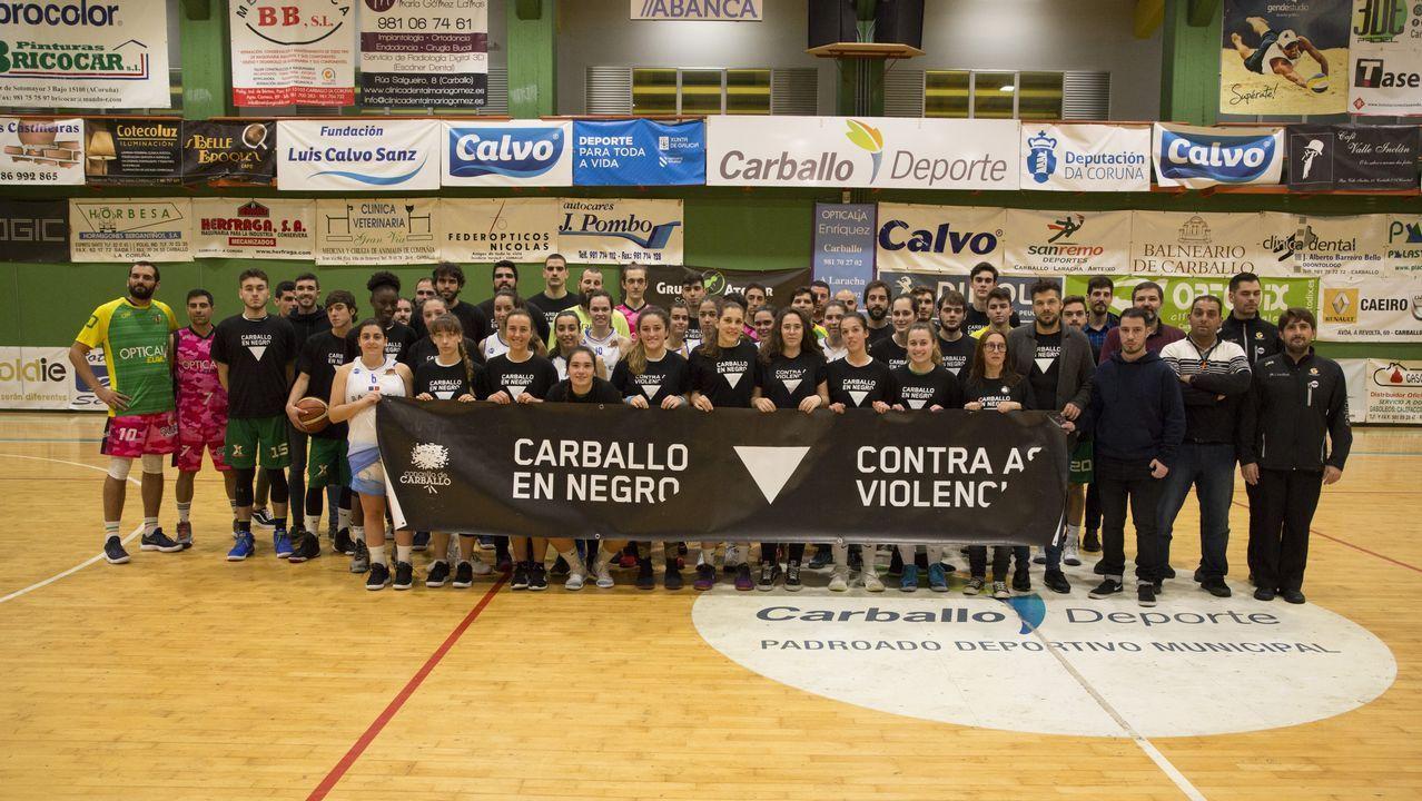 Solidaridad deportiva por el 25N
