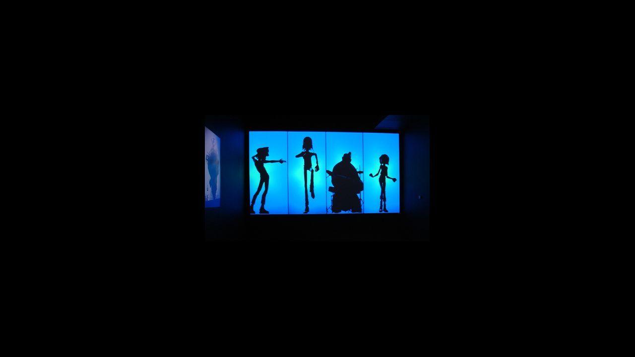.Gorillaz es atracion en Rock Werchter (Bélgica), BBK Bilbao Live (España) y Sziegt Festival (Hungría)