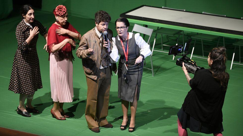 La zarzuela «Luisa Fernanda» se estrena este jueves en al Teatro Campoamor