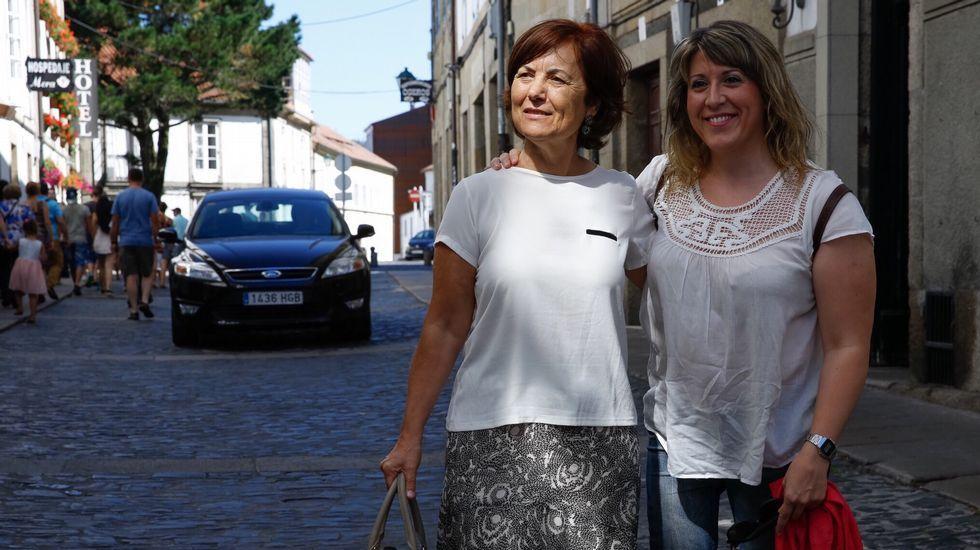Magdalena Barahona, candidato de Podemos Galicia a la Xunta