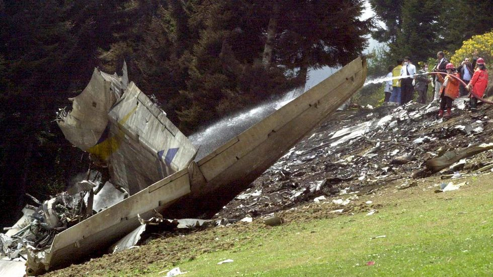 Accidente del Yak-42