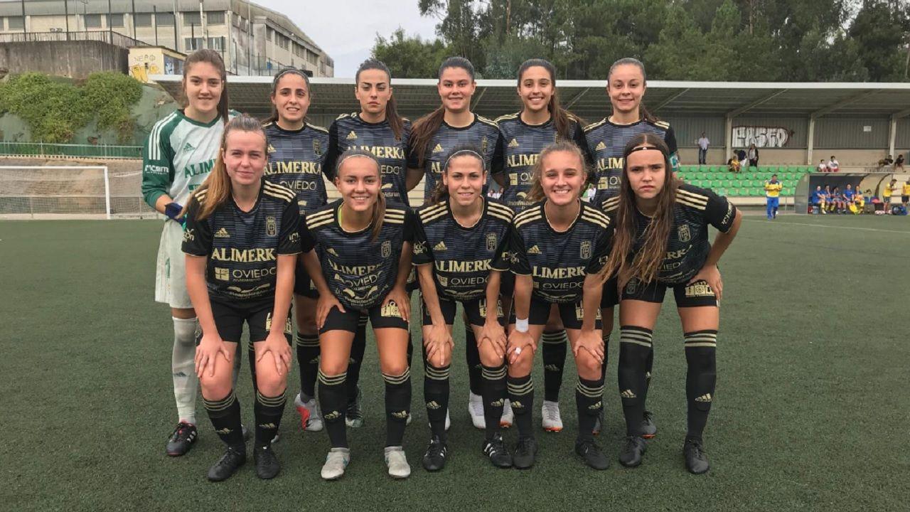 Alineacion Real Oviedo Femenino Atletico Ourensana