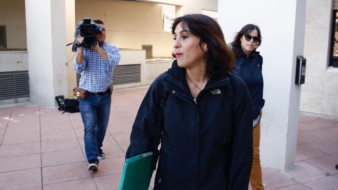 Los diez clasificados de la primera semifinal.Juana Rivas, en una foto de archivo, está condenada a cinco años de carcel por secuestrar a sus hijos para impedir que su exmarido los viera