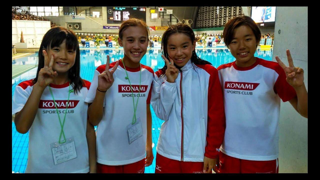 Los medallistas, en una foto de archivo